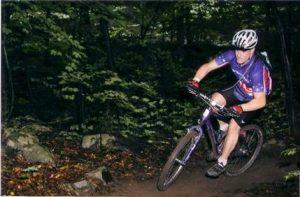 JAM mountain-biking